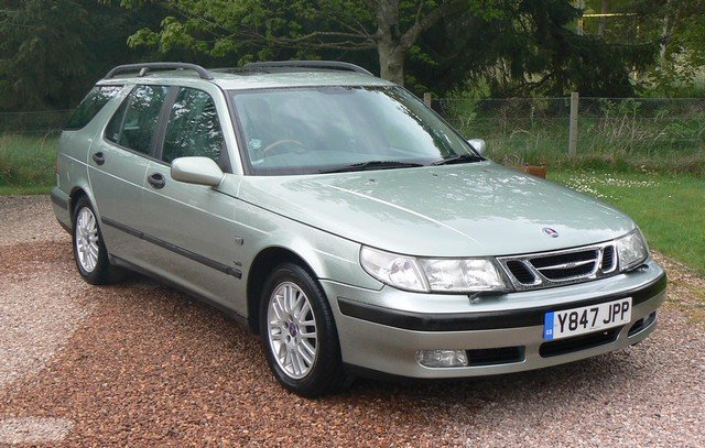 2001 Saab 9-5 V6 Turbo at Morris Leslie Auction 17th August SOLD by Auction (picture 2 of 6)