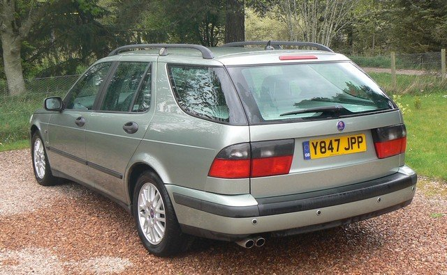 2001 Saab 9-5 V6 Turbo at Morris Leslie Auction 17th August SOLD by Auction (picture 3 of 6)
