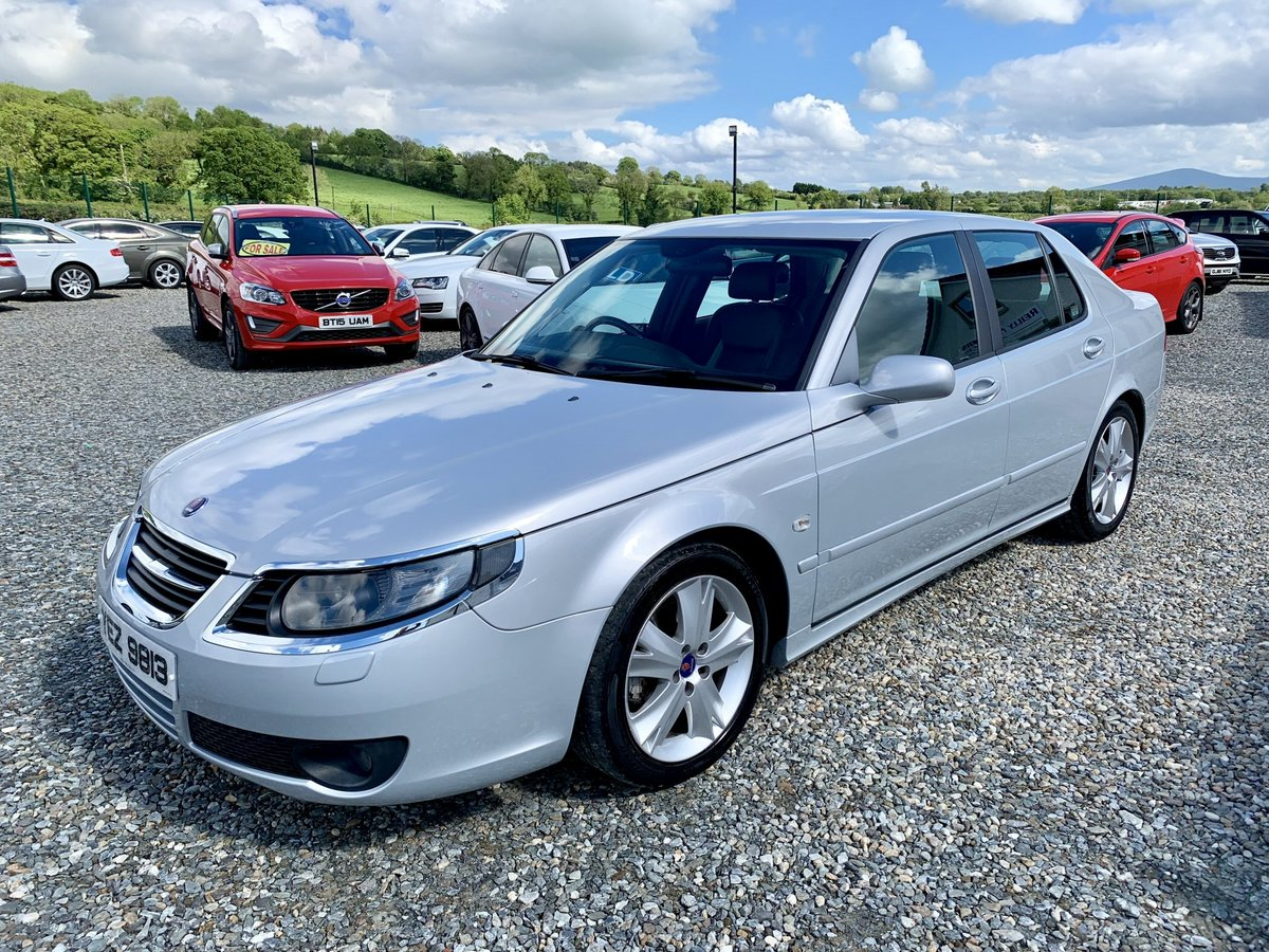2008 Saab 2.3 Turbo HOT AERO Auto 260BHP 66k For Sale (picture 1 of 6)