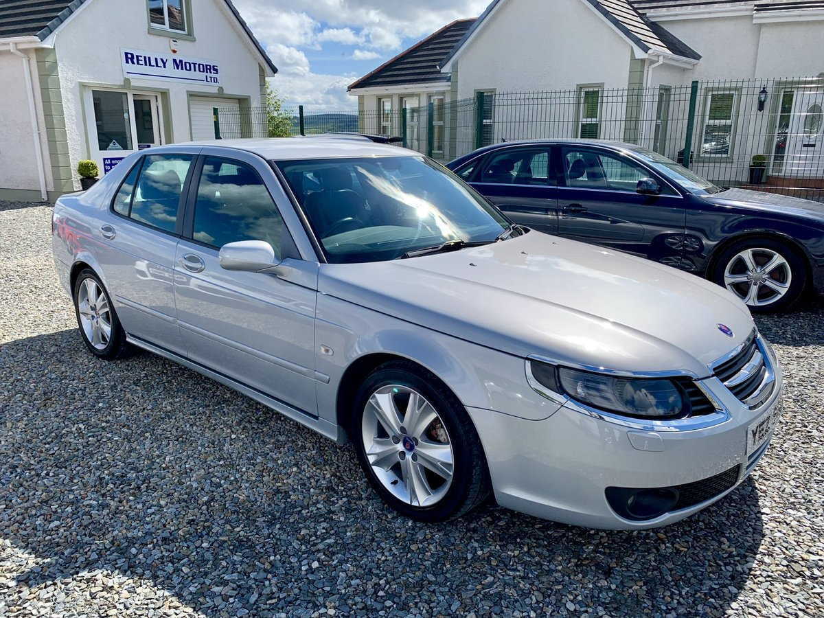 2008 Saab 2.3 Turbo HOT AERO Auto 260BHP 66k For Sale (picture 4 of 6)