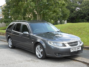 2009 Saab 9-5 1.9 TDI 150BHP Turbo Edition Auto Estate SOLD