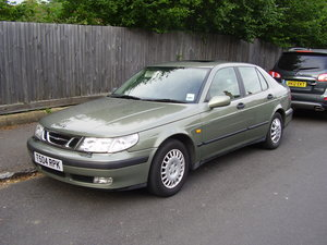 1999 Saab 95 Low mileage