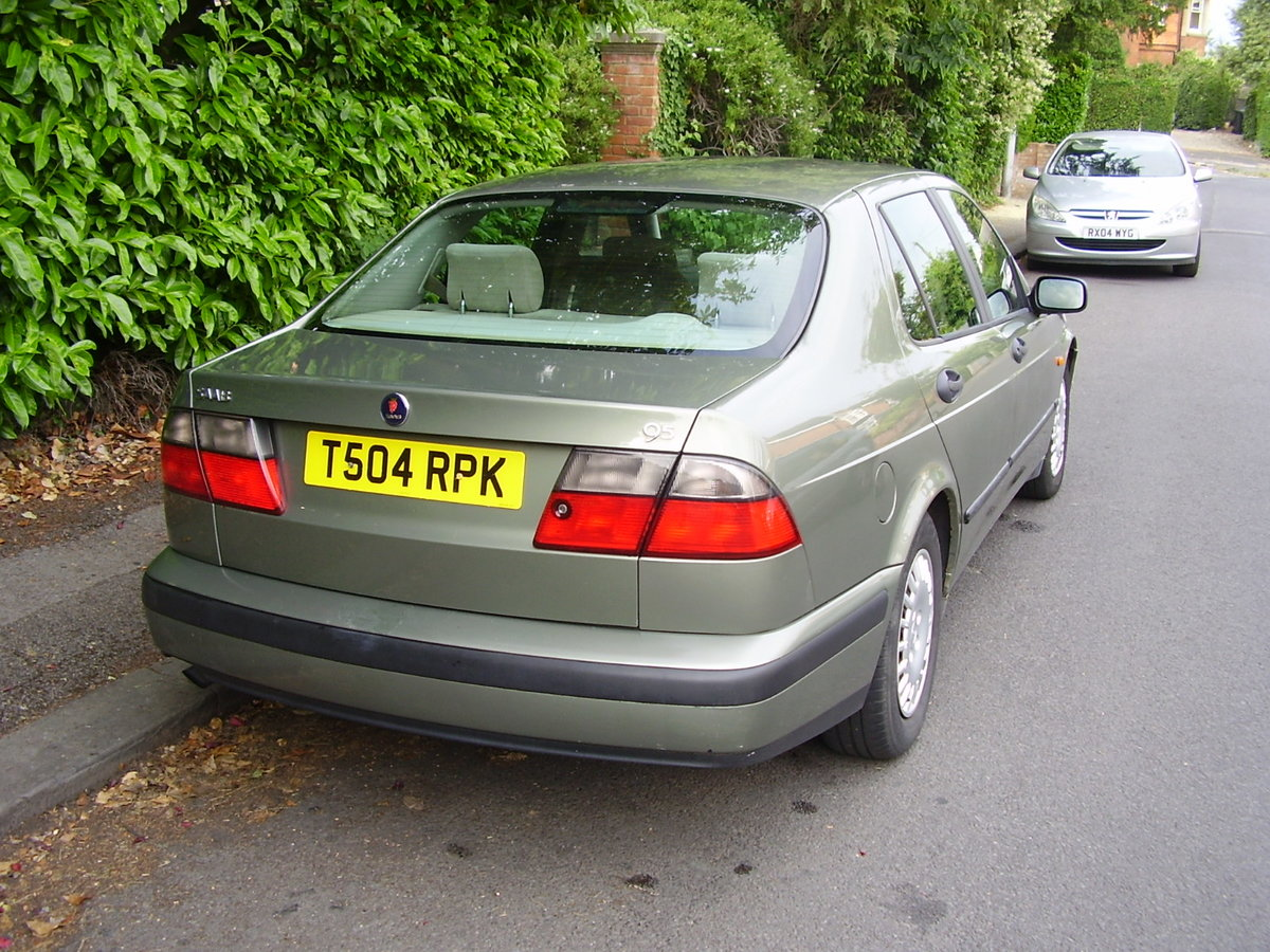 1999 Saab 95 Low mileage  For Sale (picture 2 of 6)