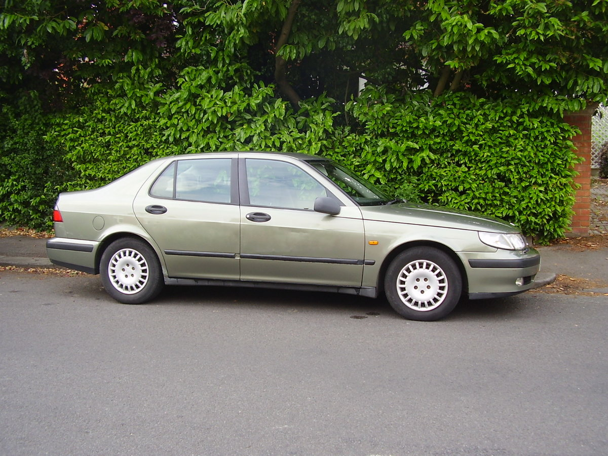 1999 Saab 95 Low mileage  For Sale (picture 4 of 6)