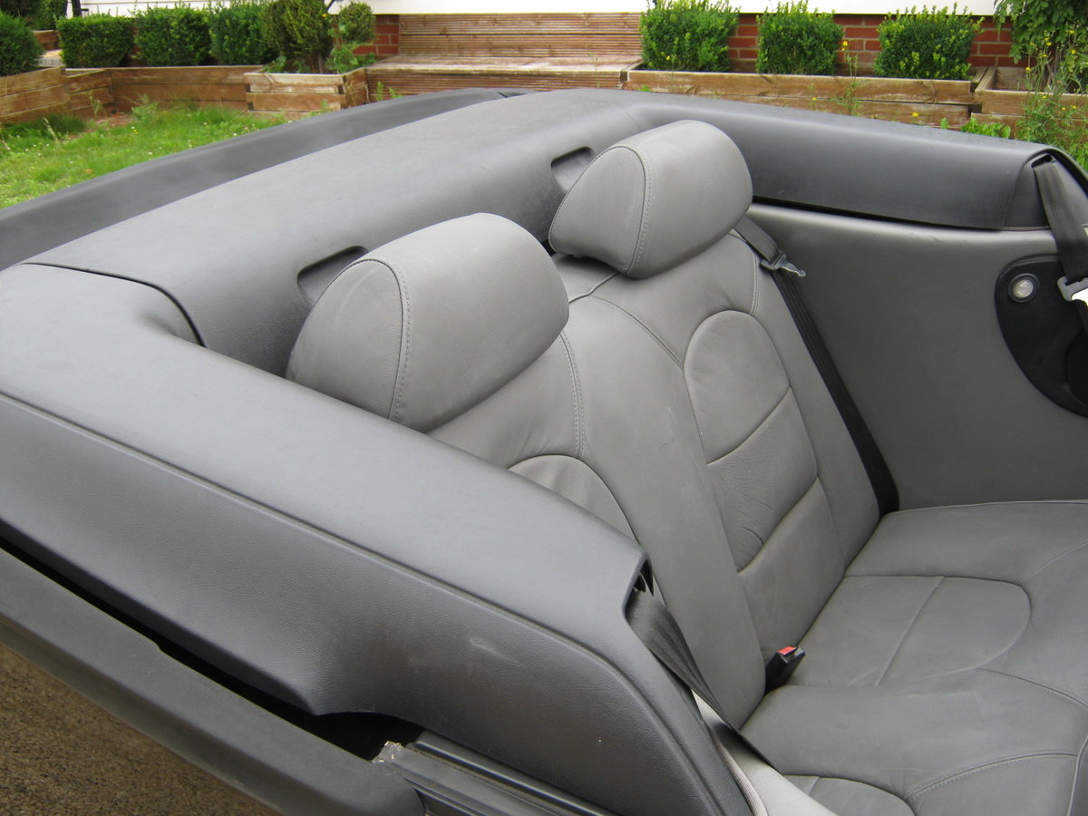 1991 SAAB 900 TURBO 16S CONVERTIBLE. FACTORY BLACK. NEW ROOF SOLD (picture 6 of 6)