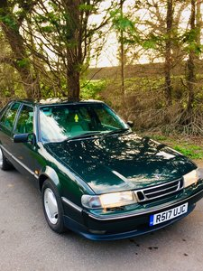 1997 ONLY 10K miles!!! SAAB 9000 CSE 2.0 Turbo