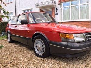 1993 Saab classic 900 i aero For Sale