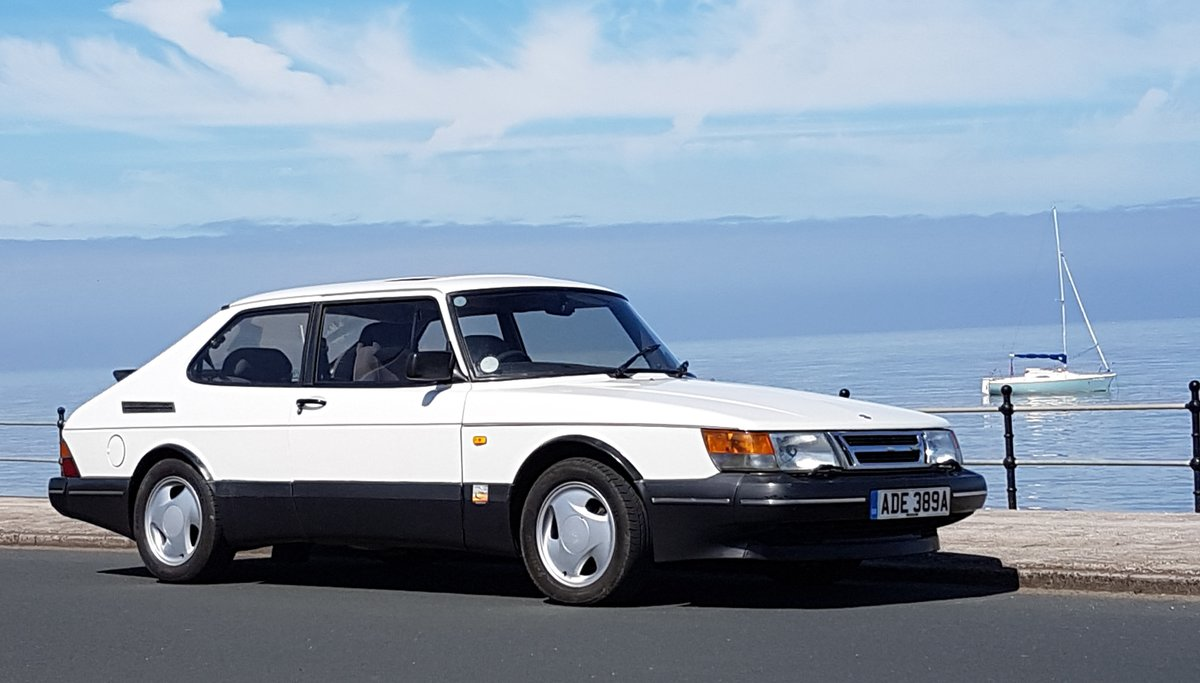 1992 Classic Saab 900s Aero LPT SOLD (picture 1 of 6)