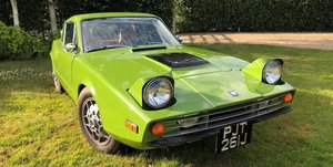 1971 SAAB SONETT III 1.7-LITRE COUPÉ For Sale by Auction