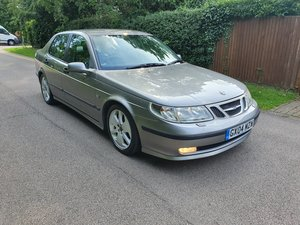 2004 SAAB 9-5 2.3 TURBO 230 BHP 138,000m FSH & MOT SOLD