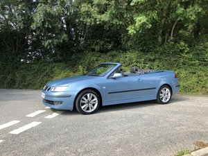 2007 57 SAAB 9-3 1.9 TID ANNIVERSARY CONVERTIBLE MANUAL  For Sale