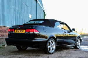 2001 Saab 9-3 Convertible For Sale