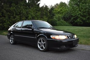 2000 Saab 9-3 Viggen - Lot 640 For Sale by Auction