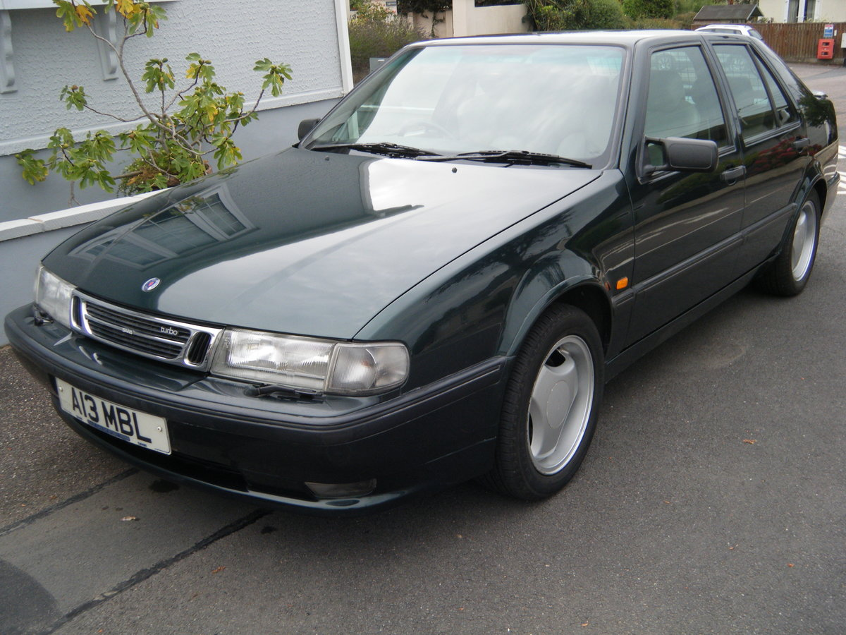 SAAB 9000 AERO AUTO 1995 For Sale (picture 1 of 6)