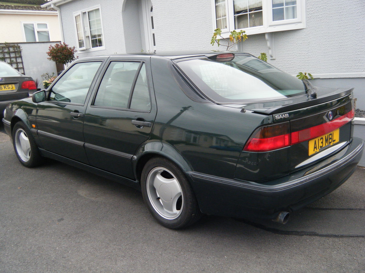 SAAB 9000 AERO AUTO 1995 For Sale (picture 2 of 6)