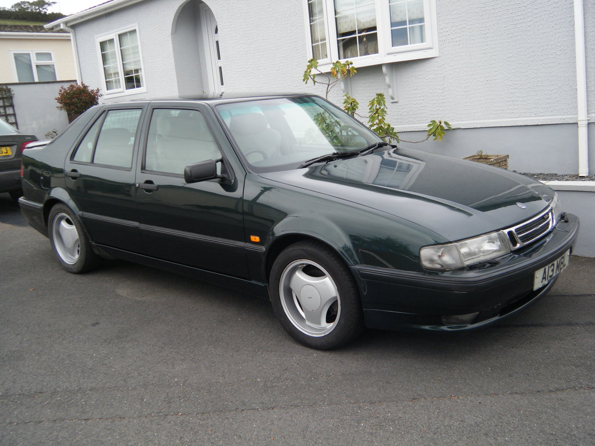 SAAB 9000 AERO AUTO 1995 For Sale (picture 4 of 6)