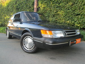 1989 One owner saab 900i all the history For Sale