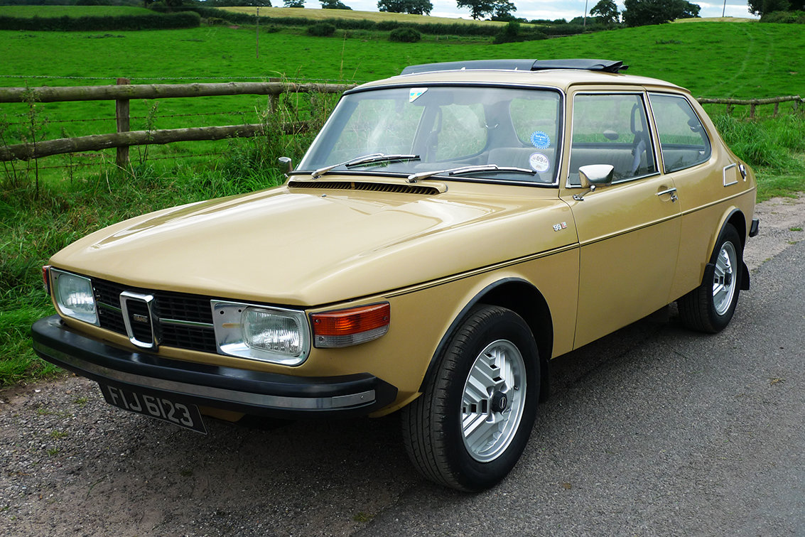 1972 Saab 99 gl - very original - superb condition For Sale (picture 2 of 6)