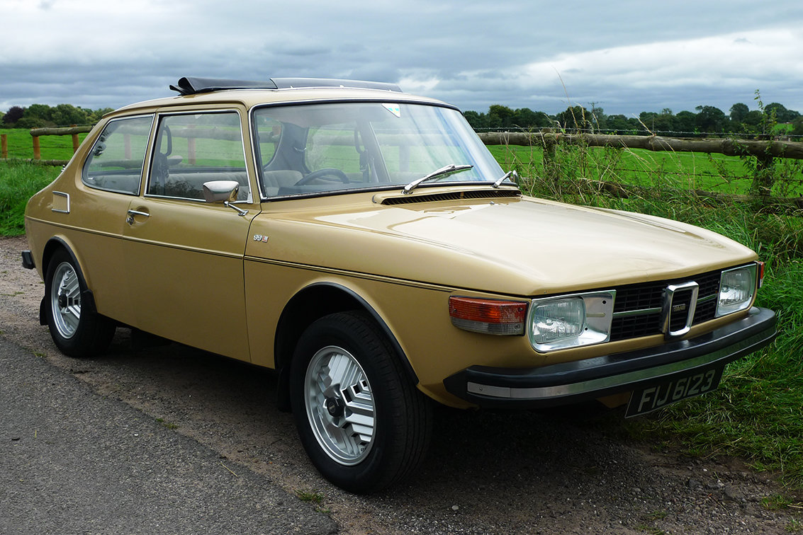 1972 Saab 99 gl - very original - superb condition For Sale (picture 3 of 6)