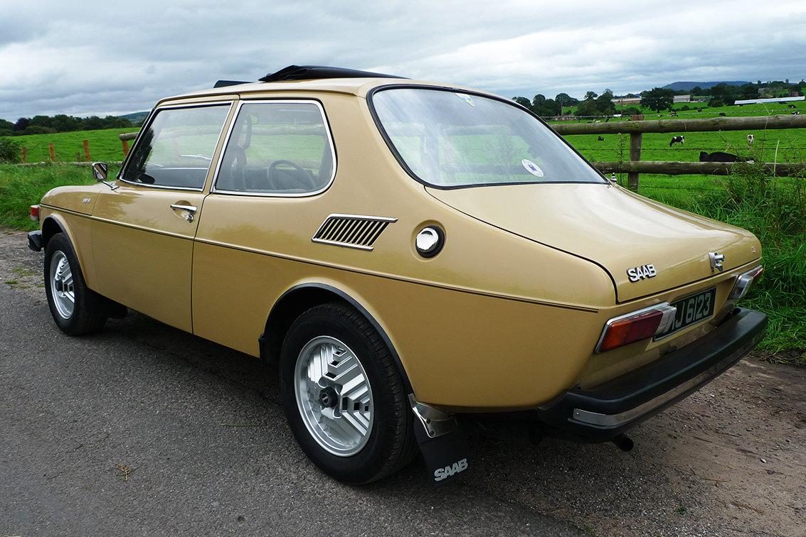1972 Saab 99 gl - very original - superb condition For Sale (picture 5 of 6)