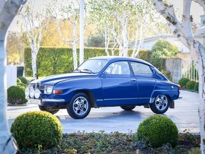 1974 Saab 96 Superb rust free mechanically sound LHD