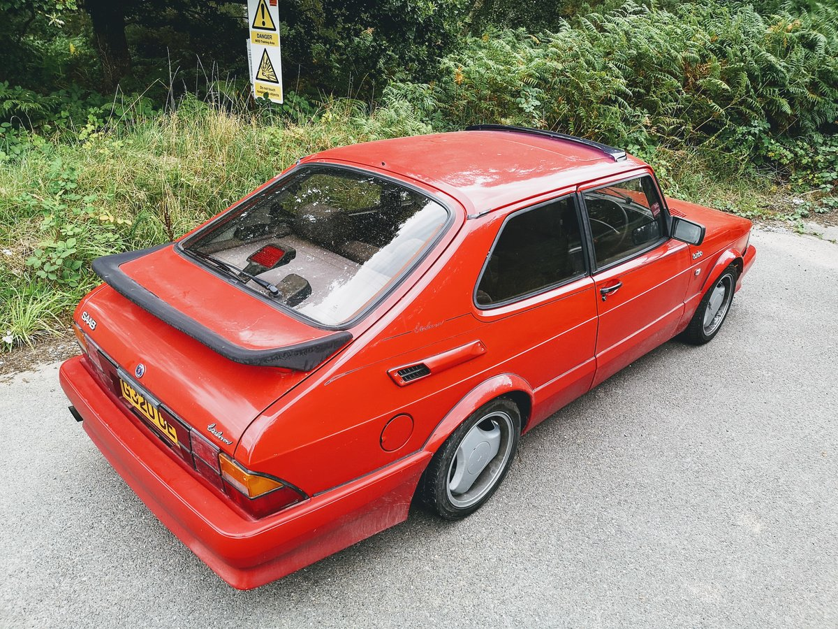 1990 Saab 900 Carlsson For Sale (picture 6 of 6)