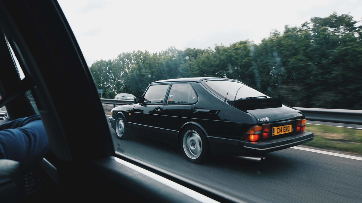 1992 Saab 900 Turbo For Sale (picture 1 of 6)
