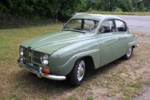 1967 Saab 96 = clean Go Green driver Auto 841cc  $25k For Sale (picture 1 of 1)