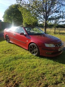 2005 Saab 9-3 Aero Turbo Convertible-No Reserve