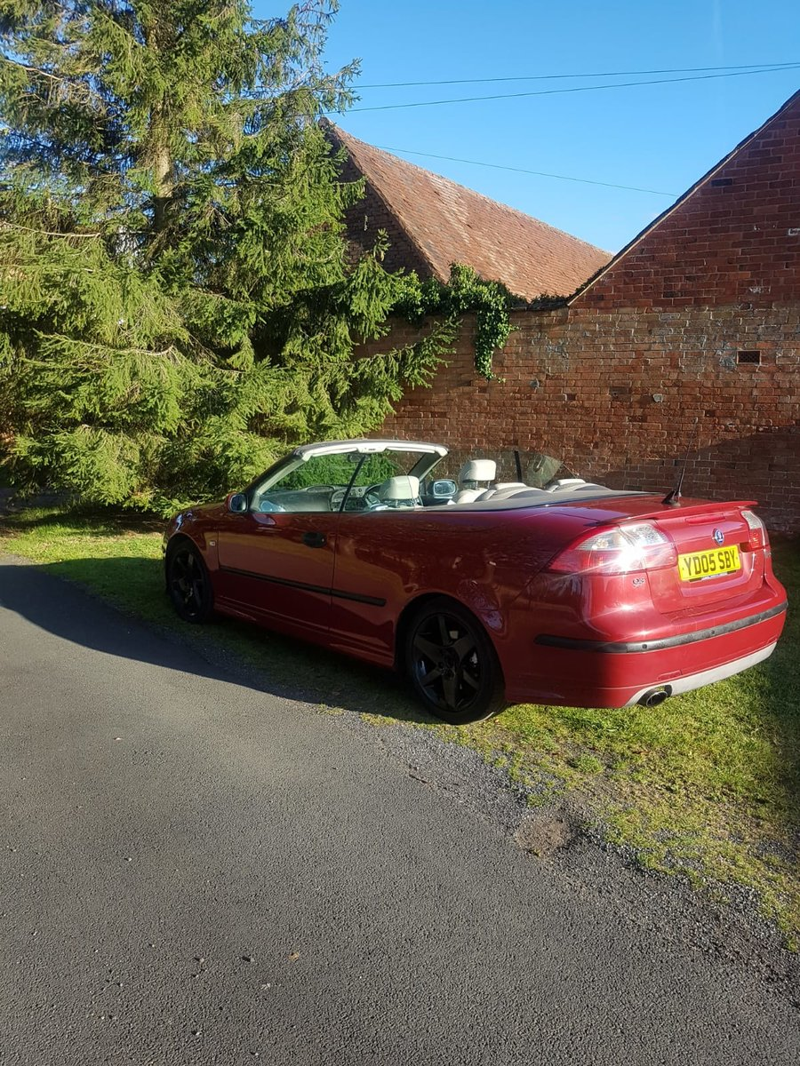 2005 Saab 9-3 Aero Turbo Convertible-No Reserve For Sale by Auction (picture 6 of 6)