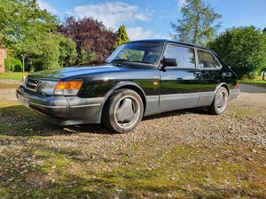 1990 Saab 900 FSH and drives superbly For Sale