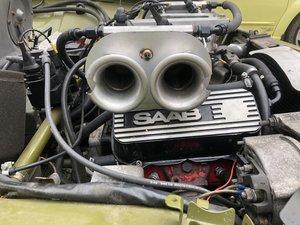 Saab 96 One Of Kind restomod 1700 Fuel Injection