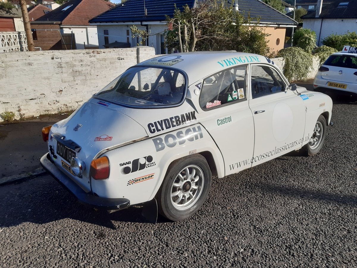 1967 96 v4 works spec rally car For Sale (picture 1 of 6)