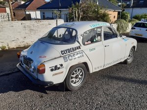 1967 96 v4 works spec rally car