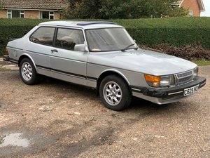 1985 saab 900 2 door saloon classic For Sale
