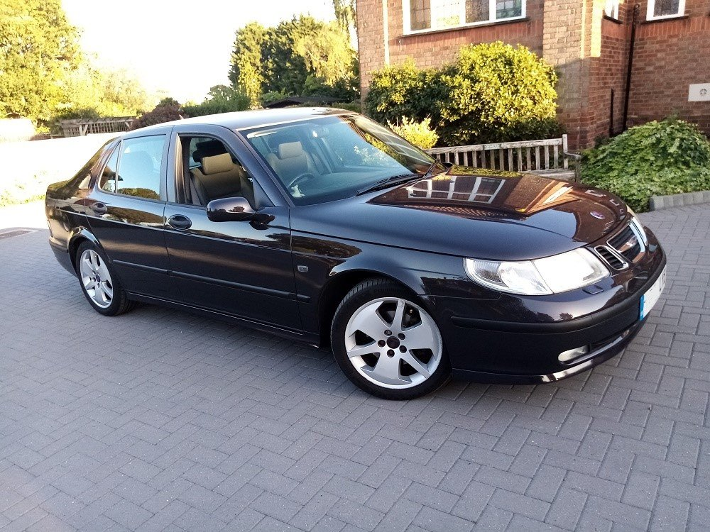 2004 Saab 9-5 Vector 2.0 Turbo Auto, FSH, Immaculate! For Sale (picture 3 of 6)