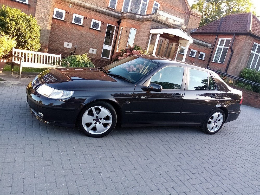 2004 Saab 9-5 Vector 2.0 Turbo Auto, FSH, Immaculate! For Sale (picture 4 of 6)