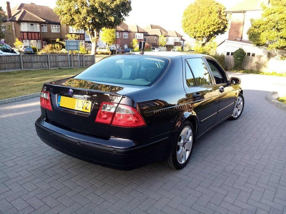 2004 Saab 9-5 Vector 2.0 Turbo Auto, FSH, Immaculate! For Sale (picture 5 of 6)