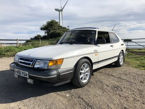 1987 Saab 900 Turbo For Sale