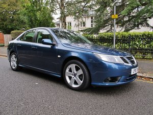 SAAB 9-3 SALOON AUTOMATIC 2.0 16000m FSH 2010/10 WONDERFUL