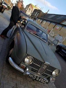 1966 Saab 96 Rare classic
