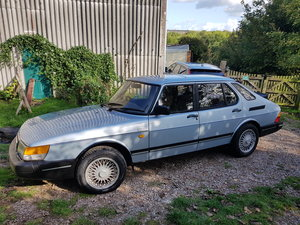 1990 Saab 900 2.0 SE Limited Edition 5dr