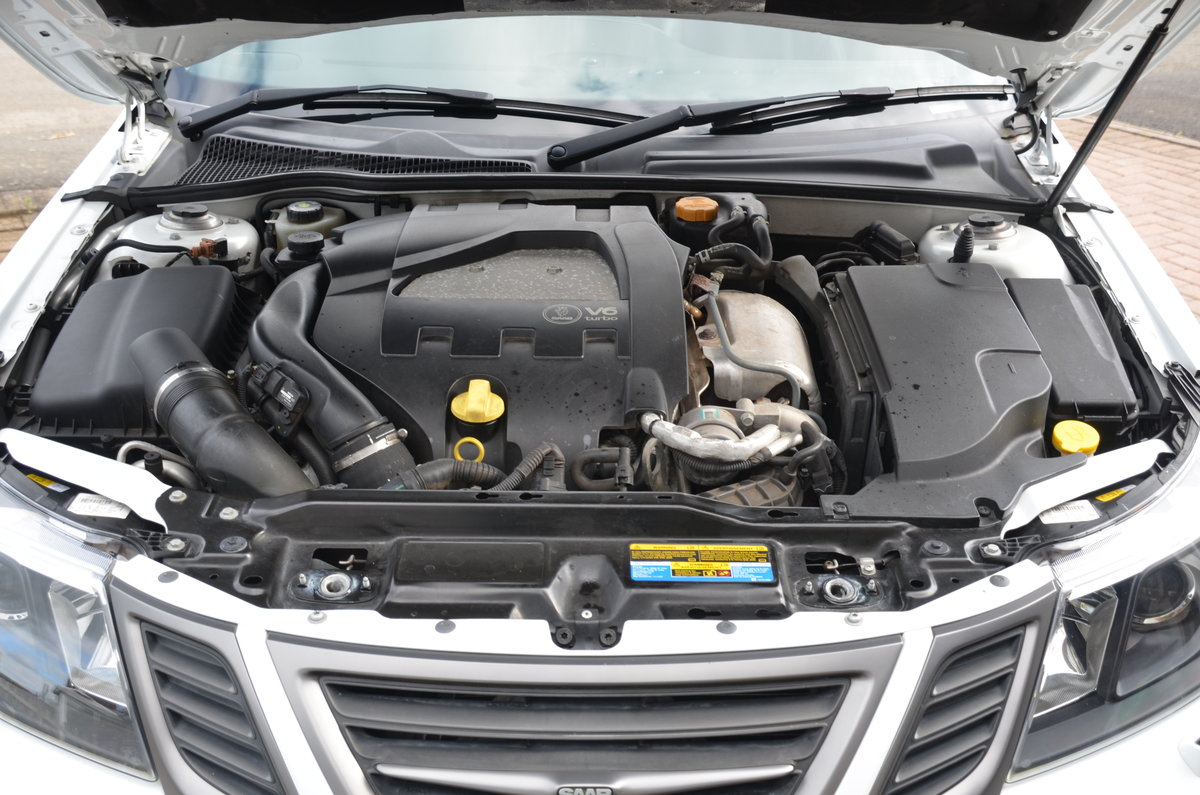 Saab 9-3 Carlsson 2010 For Sale (picture 1 of 6)