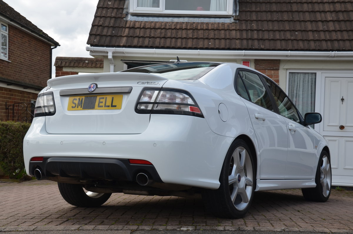 Saab 9-3 Carlsson 2010 For Sale (picture 4 of 6)
