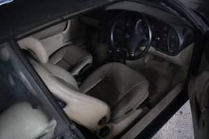 LOT 12: A 1998 Saab 9.3SE Turbo Convertible - 03/11/19