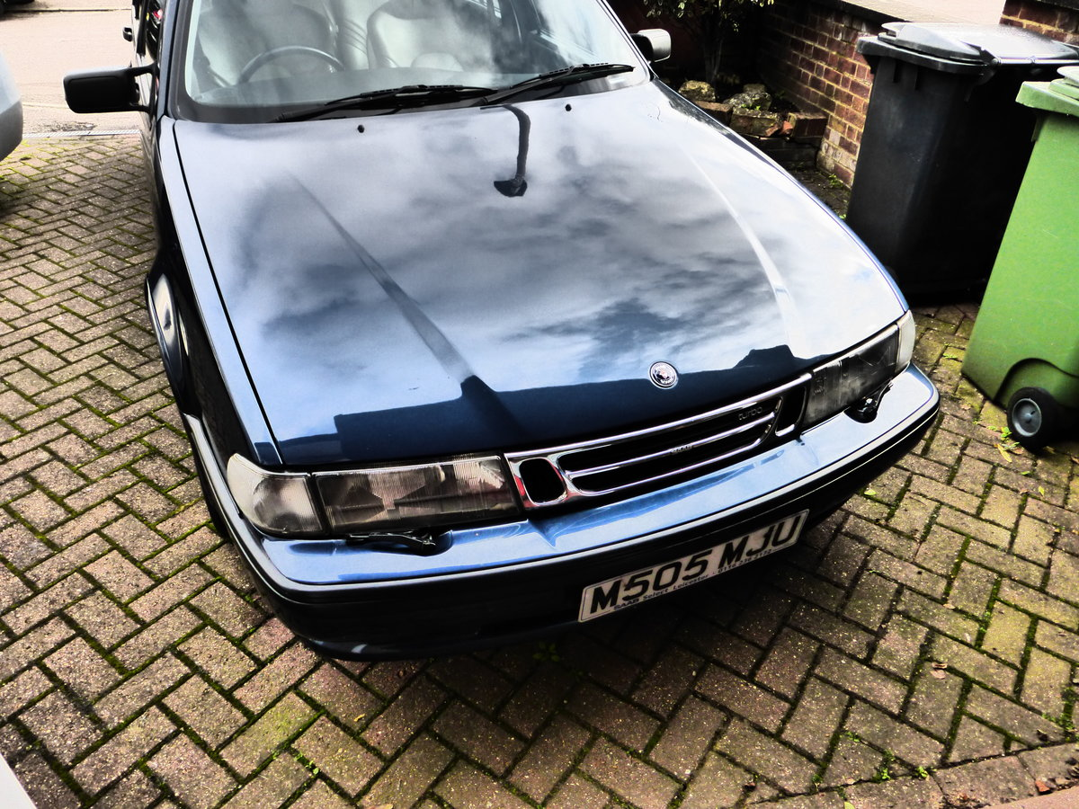 1995 For Sale: Saab 9000 2.3 Aero - Manual  -   £1495 SOLD (picture 6 of 6)