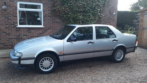 1996 Saab 9000 CDE Griffin 2.3 FPT Auto