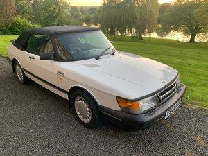 1988 900 turbo 16v manual For Sale