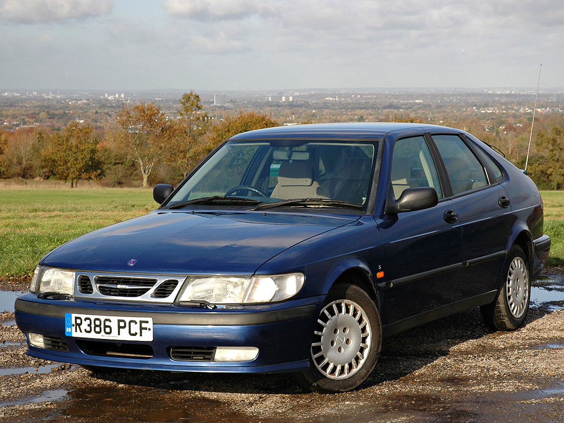 1998 93 2.0i S Automatic 107,000m MOT until November 2020 SOLD (picture 1 of 6)