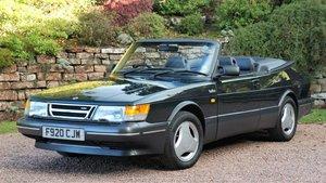 1989 Saab 900 turbo 16 valve aero s 46000 miles For Sale